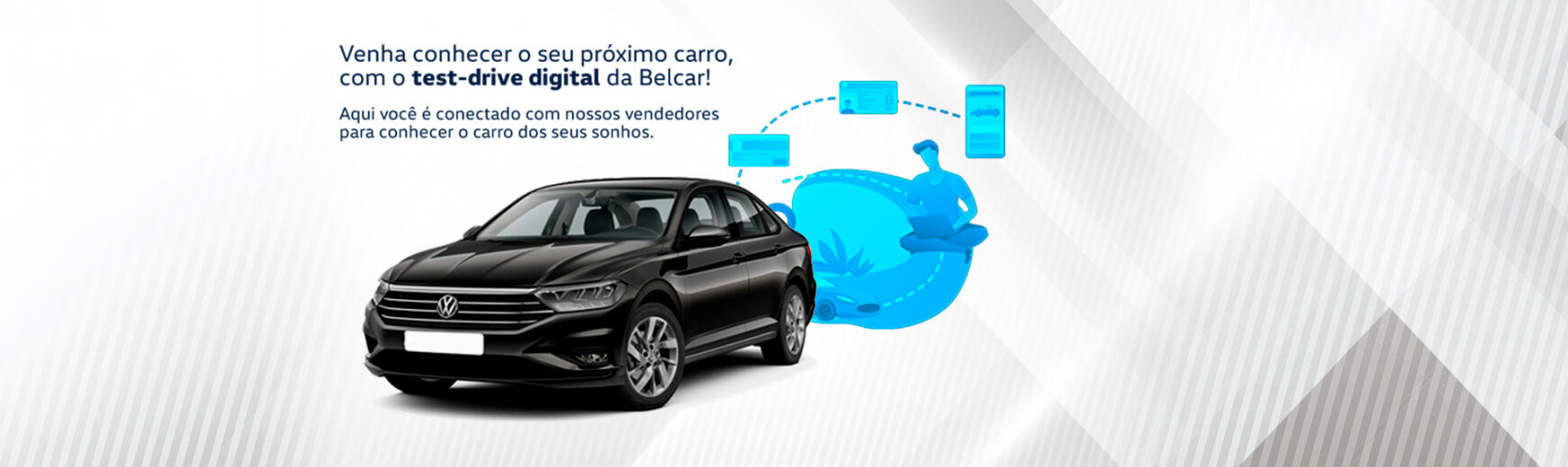 CONFIRA O TEST-DRIVE DIGITAL
