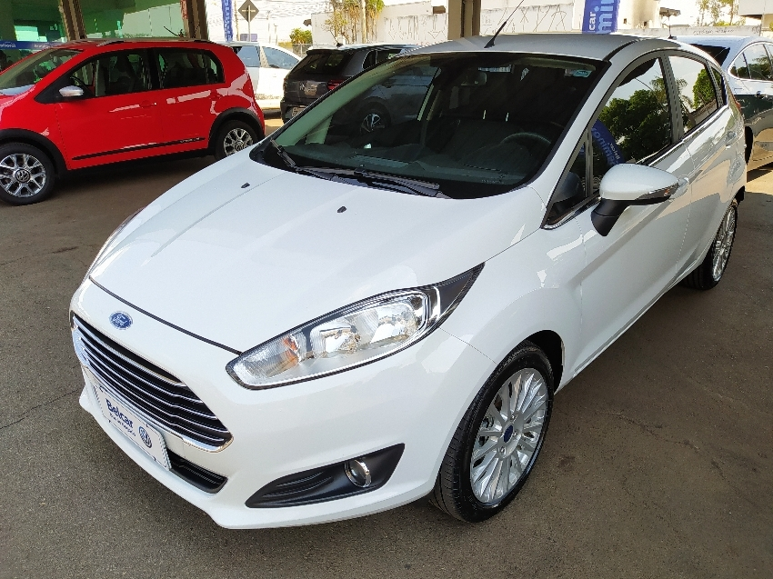 FORD New Fiesta 1.6