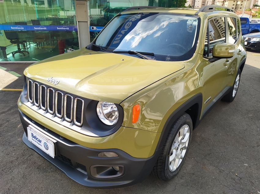 JEEP RENEGADE LNGTD